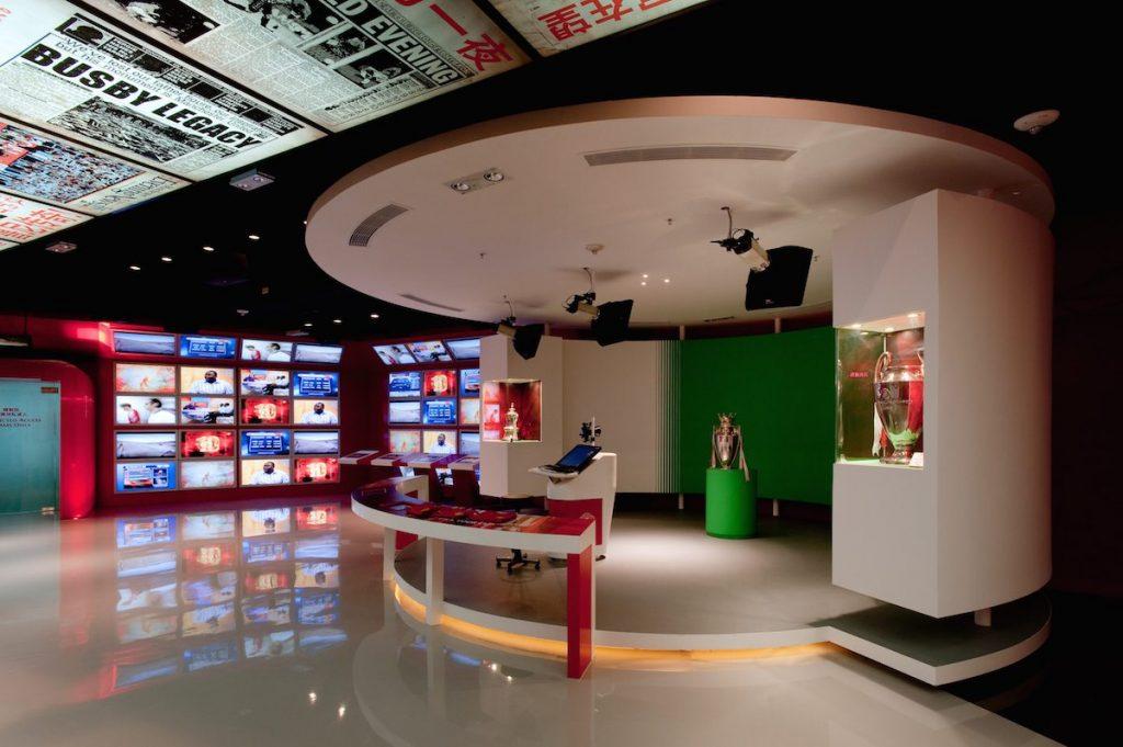 Interactive exhibitions designers