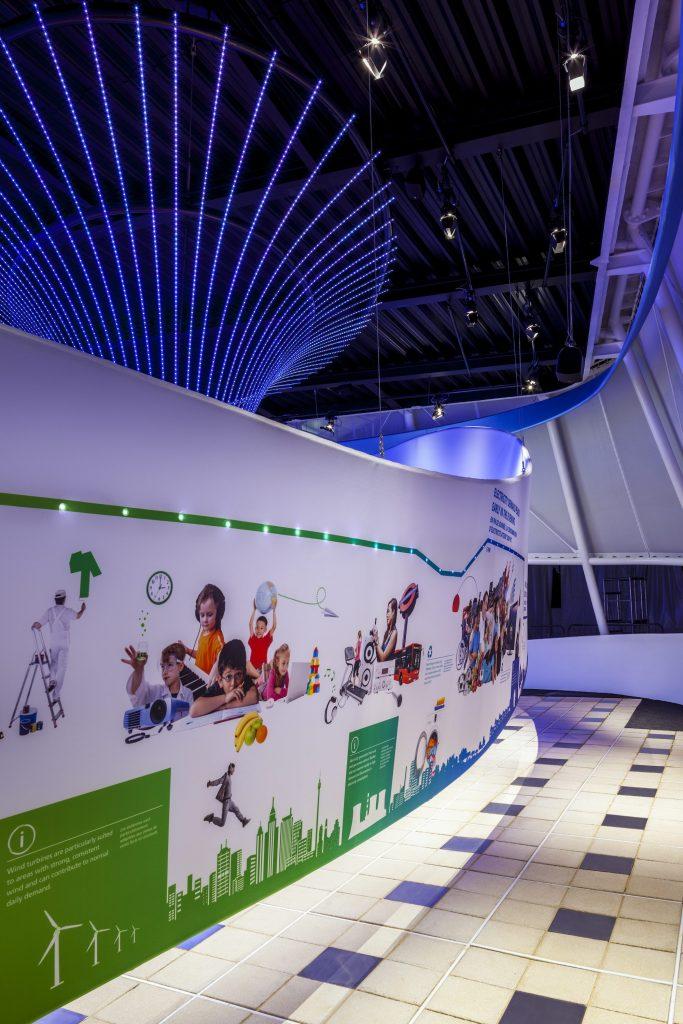 Museum exhibit design