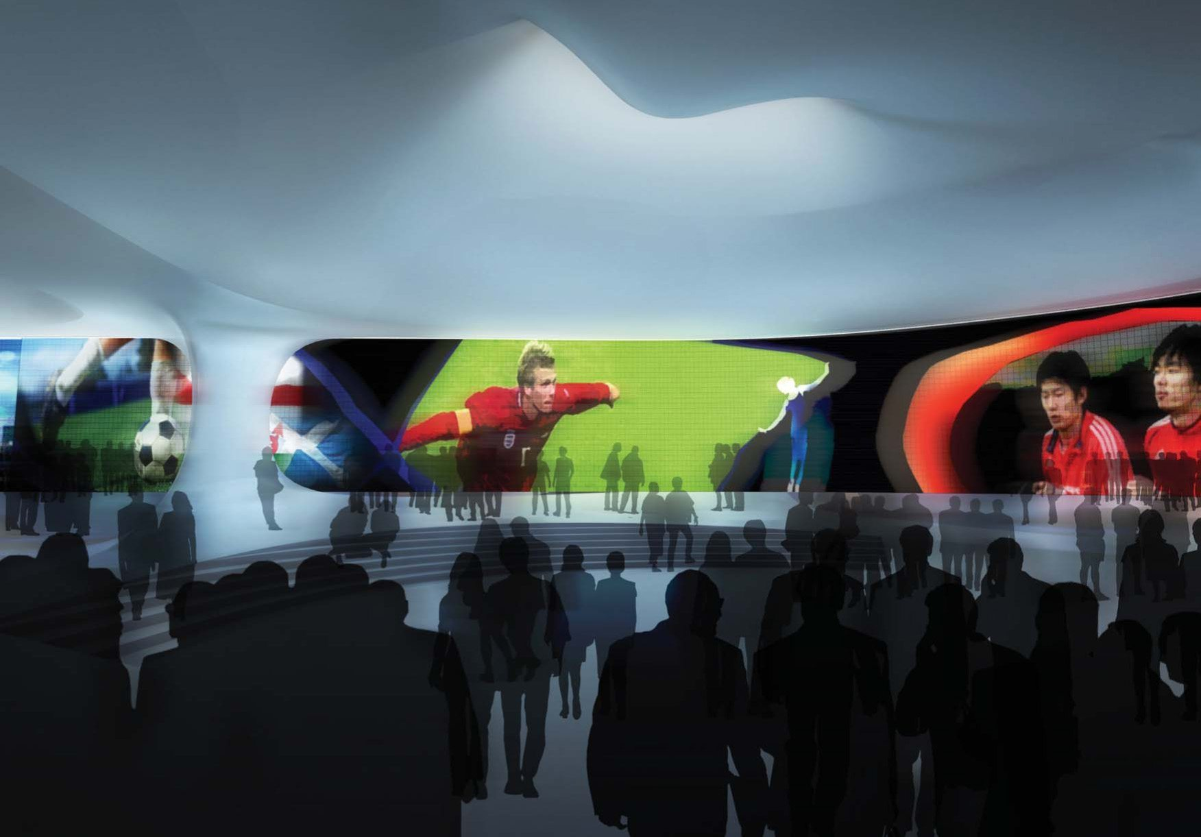 World Expo Pavilion Design