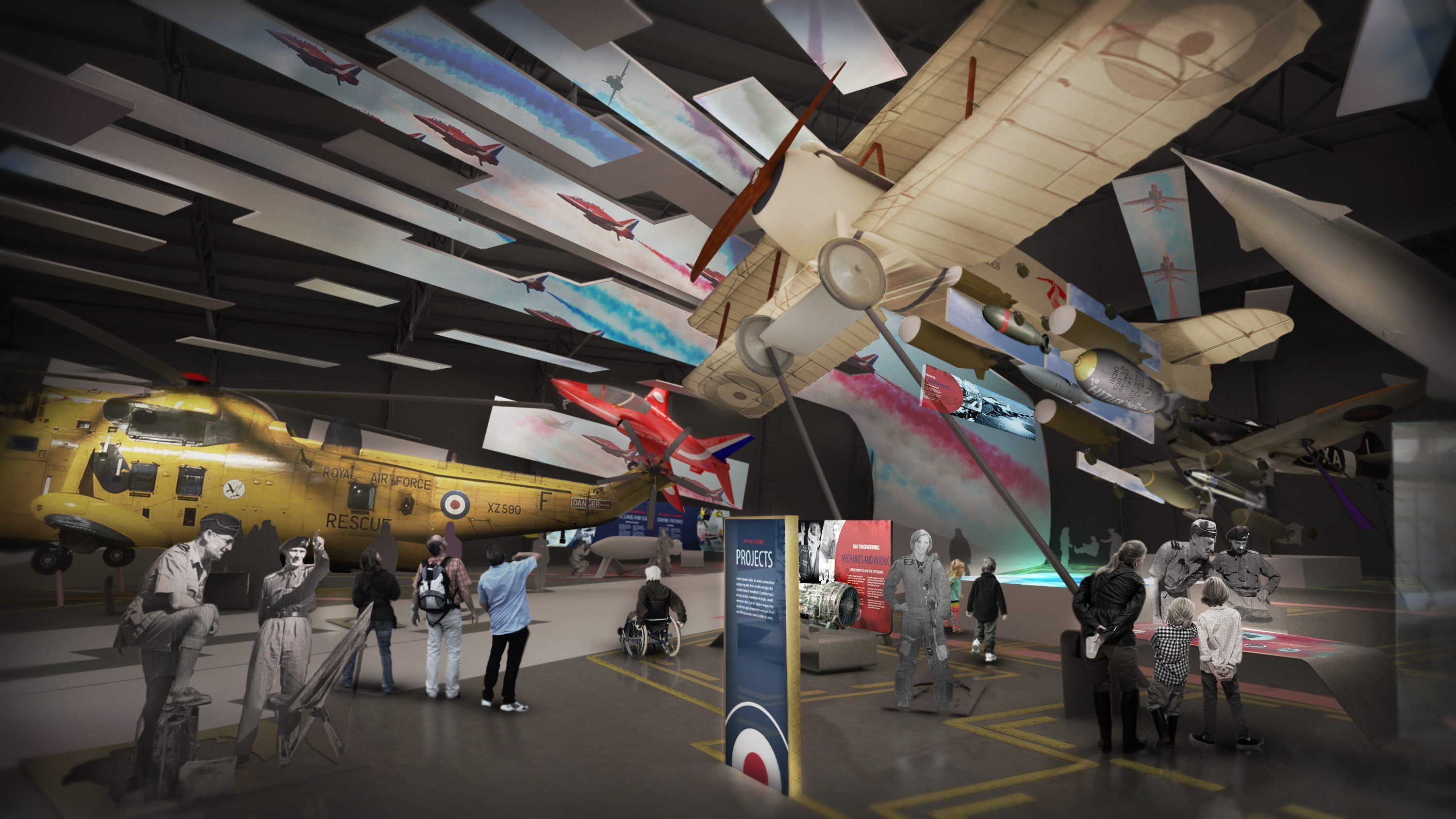 100 Years of the RAF - RAF Museum Centenary