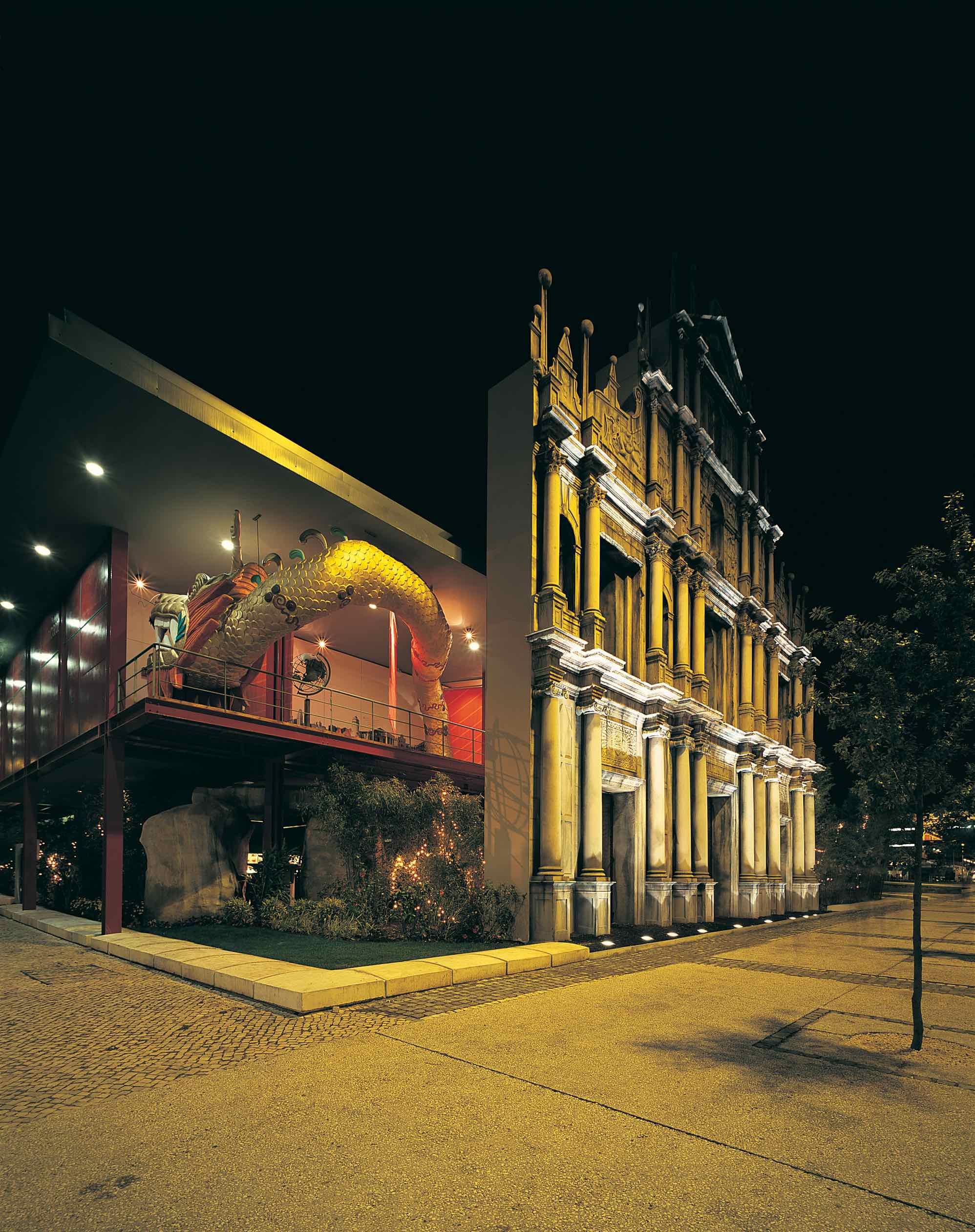 Macau Pavilion - Lisbon Expo 1998