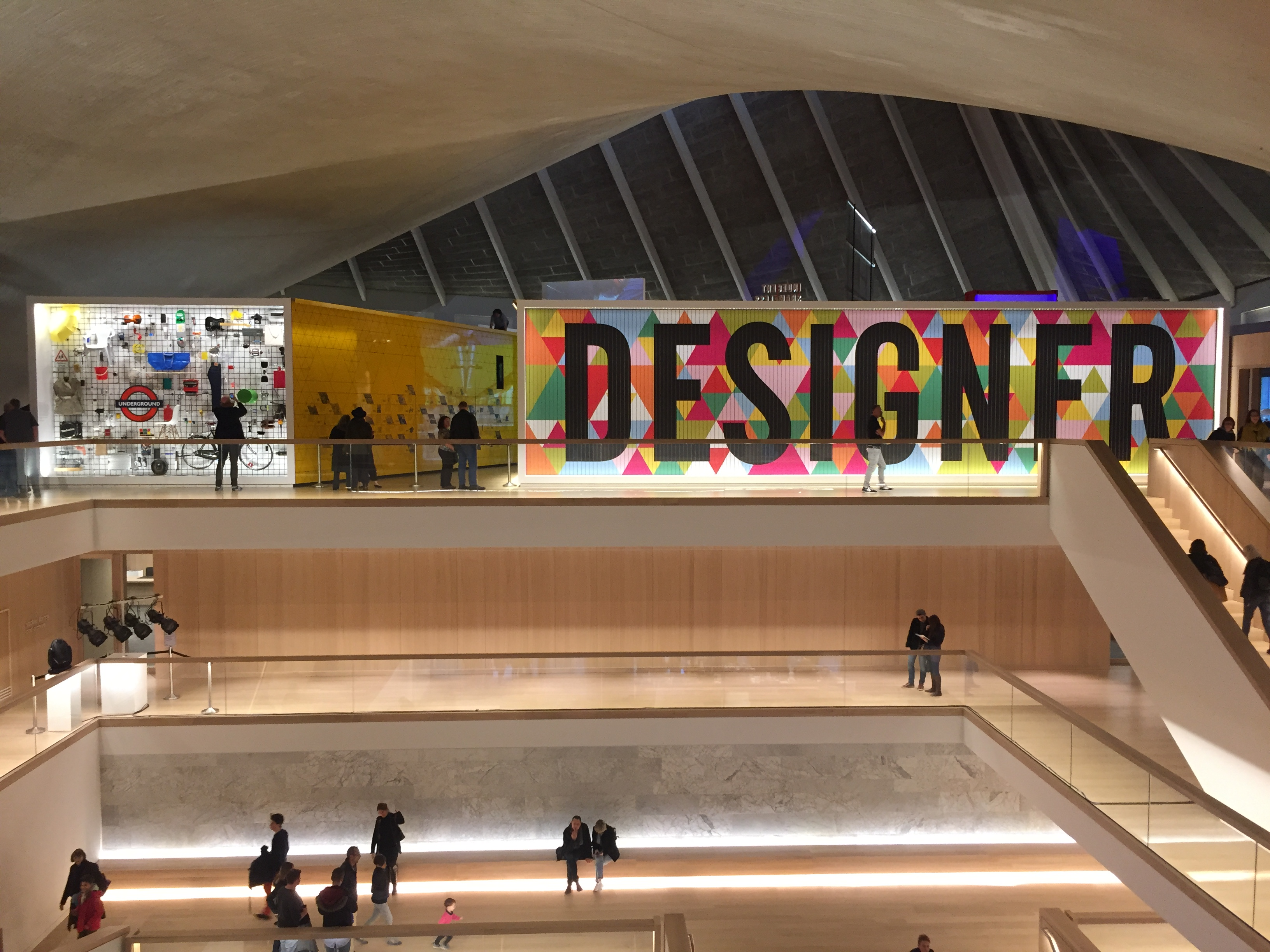 London's new Design Museum cover