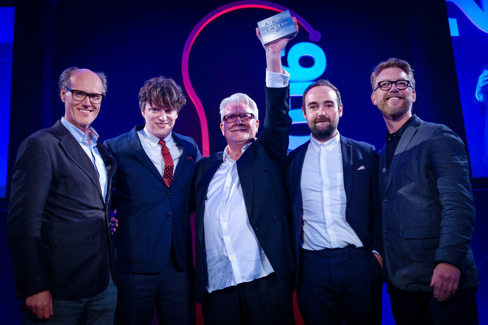 MET Studio wins top design award over past 25 years